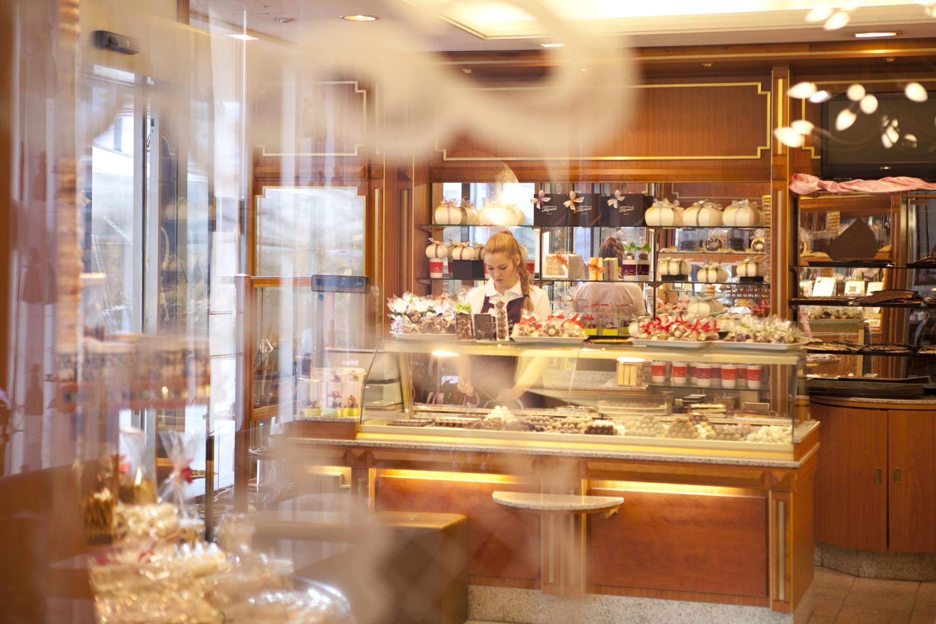 ANNEKE DUNKHASE Fotografie Dortmund Konditorei Telgmann Unternehmensfotografie